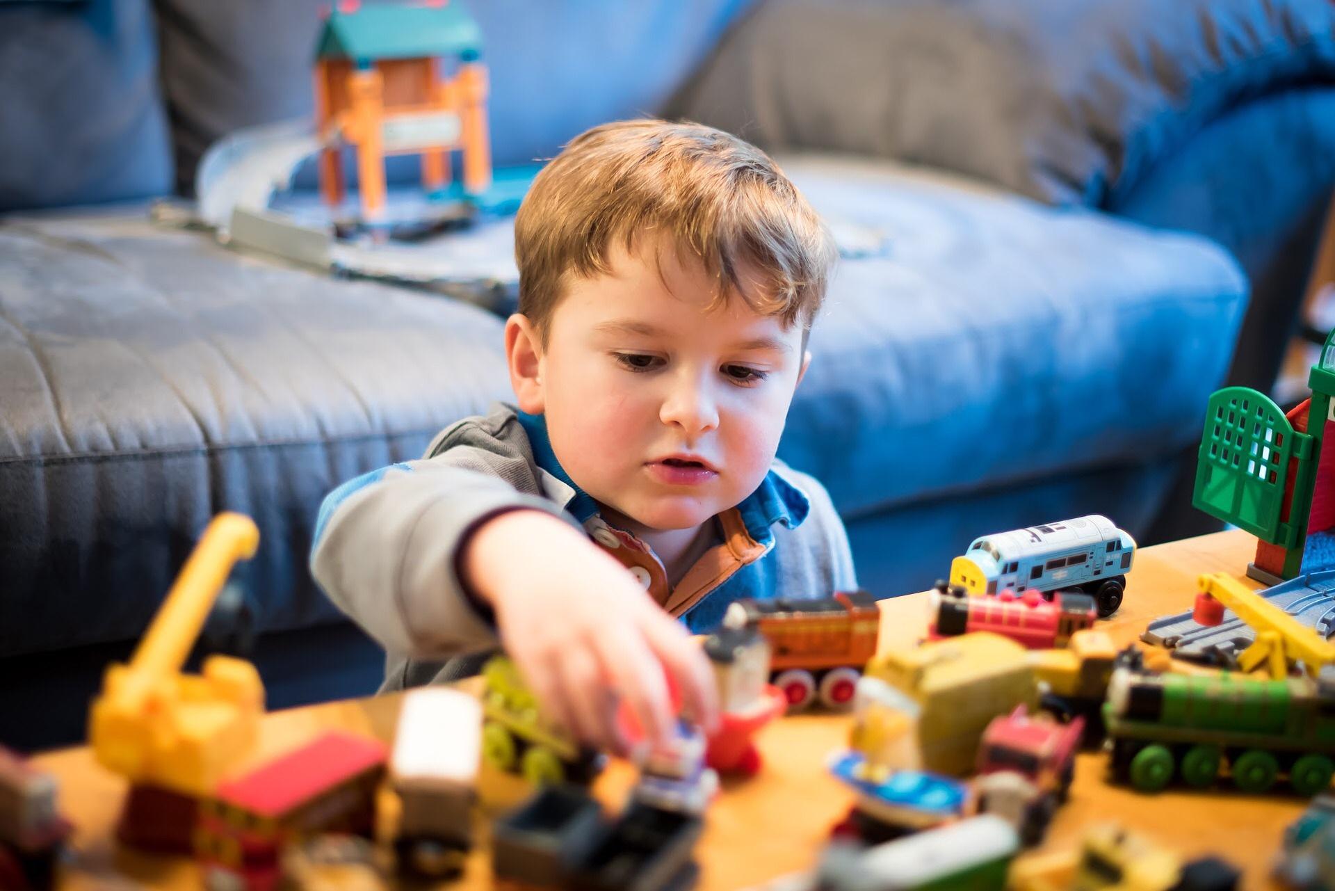 積極的にお片づけができるようになる子供への魔法の声かけ方法(実践済み)