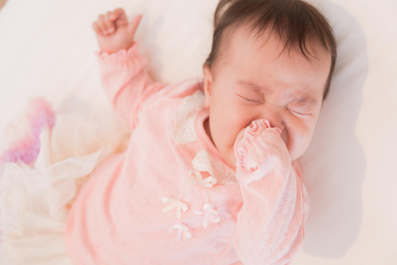鼻水吸引器を嫌がる子供にはどうしてあげるべき?