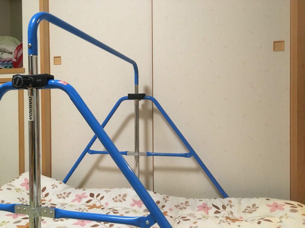 おうちで鉄棒の練習ができる折りたたみ鉄棒をご紹介