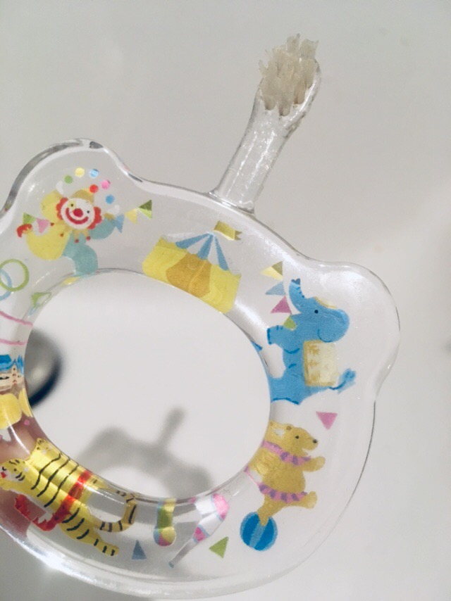 hamico ベビー歯ブラシ