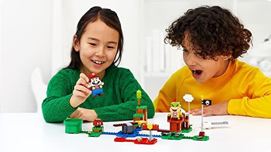 【レビュー調査】Amazonおもちゃ部門で売れ筋1位レゴ スーパーマリオとぼうけんのはじまりが大人気な3つの理由