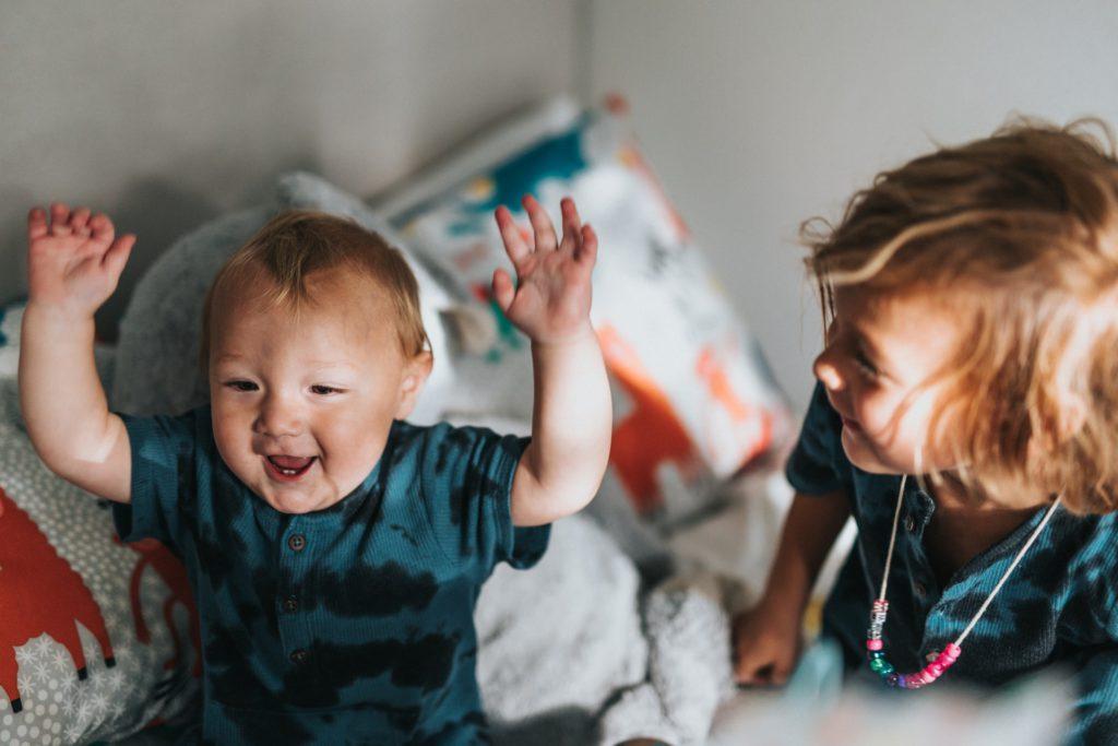 赤ちゃんの男女の違い(2歳まで編)